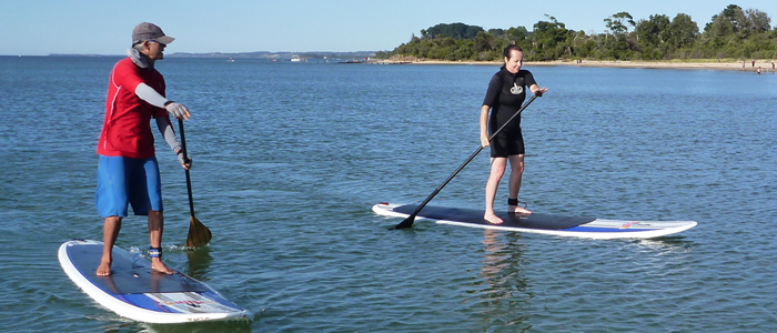 How to Choose a Stand-up Paddle Board in 4 Easy Ways