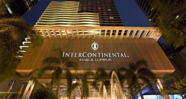 International hotel in Kuala Lumpur