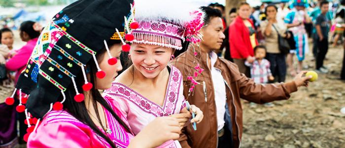 Hmong New YEar Beauties