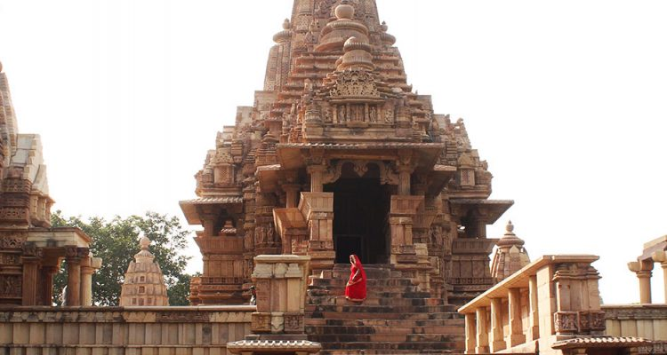 Khajuraho – The Temple of love